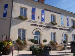 Office de tourisme brissac loire aubance brissac quinc brissac loire aubance - Angers office du tourisme ...